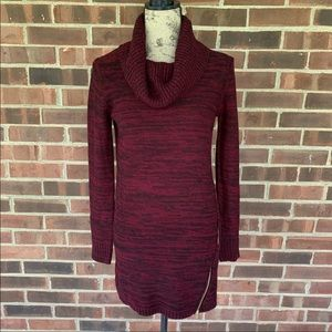 IZ Byer Sweater Tunic Dress